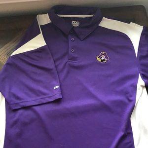 East Carolina Pirates short sleeve athletic shirt